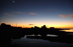 sunset frisco
